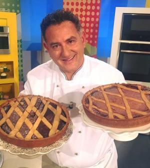 La Prova Del Cuoco La Pastiera Napoletana Di Sal De Riso Lanostratv