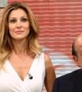 Foto Adriana Volpe e Giancarlo Magalli
