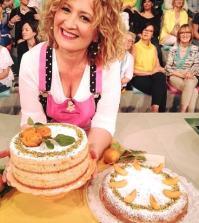foto torta all'albicocca
