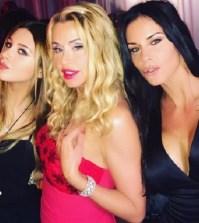 Foto Asia Nuccetelli, Valeria Marini e Antonella Mosetti