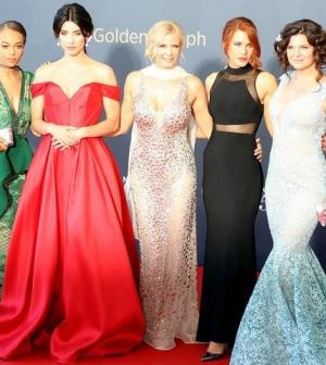 Foto Beautiful cast femminile