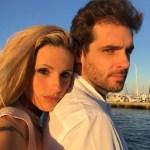 Michelle Hunziker e Tomaso Trussardi: clamoroso litigio a mare (FOTO)