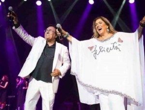 Foto Romina Power e Al Bano