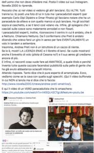 foto selvaggia Lucarelli contro Andrea preti