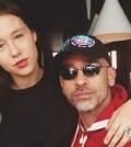 Foto Aurora e Eros Ramazzotti