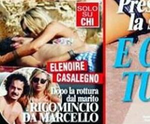 Foto Elenoire Casalegno e Marcello