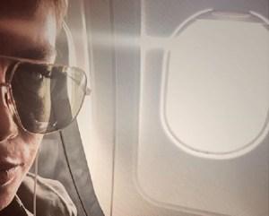 Foto Emma Marrone in aereo