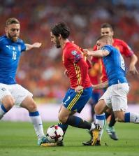 Foto Spagna Italia 2 settembre