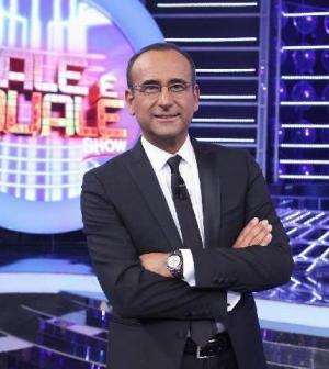 Foto Carlo Conti Tale e Quale Show Ultima edizione