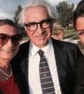 Foto Emma Marrone insieme ai suoi genitori