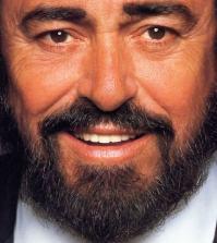 Foto Luciano Pavarotti