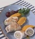 foto rollè di pollo Cotto e Mangiato 7 settembre