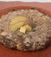 foto torta di pesche