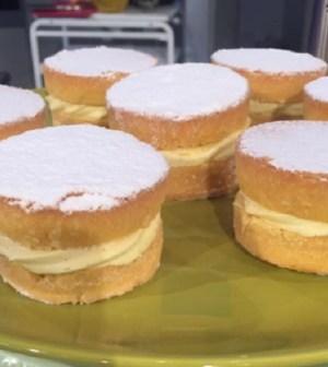 Foto Torta paradiso La prova del cuoco