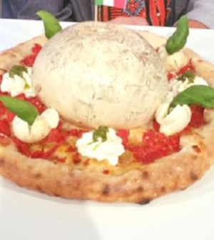 Foto ciambella di pizza La prova del cuoco