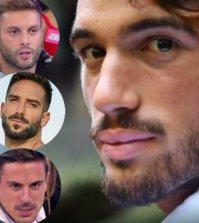 foto Alex migliorini trono gay uomini e donne Alessandro d'amico Claudio merangolo Matteo mazzoleni scelta