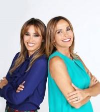 Foto Benedetta e Cristina Parodi a Domenica In