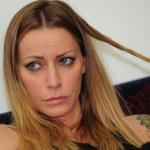 """Karina Cascella fa una confessione choc sul padre: """"L'ho odiato!"""""""