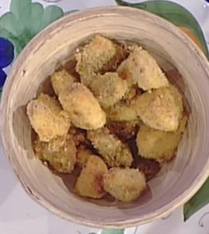 foto pollo all'americana