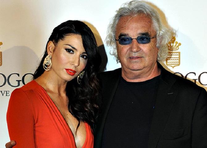 Flavio Briatore in crisi con Elisabetta Gregoraci, Capodanno separati?