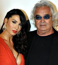 Foto Elisabetta Gregoraci dopo divorzio Briatore