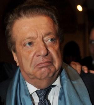 Foto Vittorio Cecchi Gori condizioni di salute