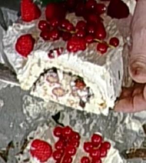 Foto tronchetto di Natale La prova del cuoco