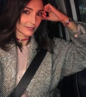 foto Caterina Balivo in macchina