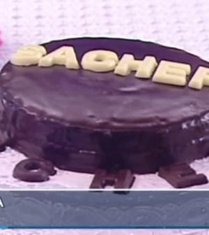 foto sacher torte