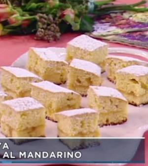 Mattino 5 Ricetta Torta Autunnale Al Mandarino Di Samya Abbary