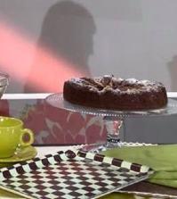 Foto torta pere e cioccolato domenica in