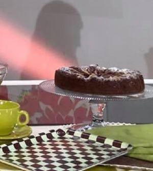 Benedetta Parodi Ricetta Torta Pere E Cioccolato A Domenica In