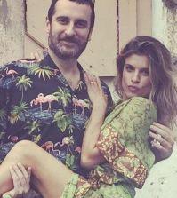 Foto Le Spose di Costantino Elisabetta Canalis