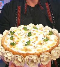foto torta meringata al limone