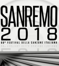 Foto logo Festival di Sanremo 2018