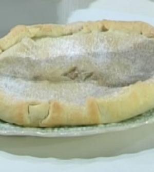 Foto apple pie Domenica In