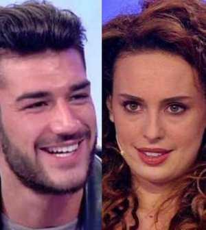 foto uomini e donne anticipazioni Lorenzo Riccardi bacia sara baffi fella