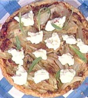 Foto tarte tatin di finocchi pepe rosa La prova del cuoco