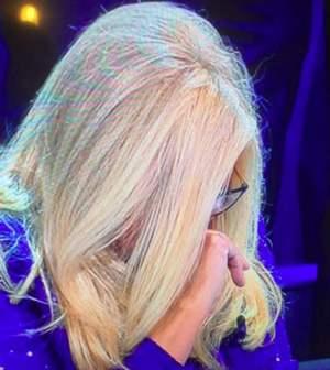 foto mara venier lacrime fabrizio frizzi isola dei famosi