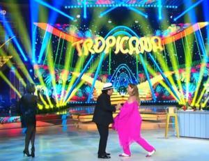 foto ballo al bano e romina