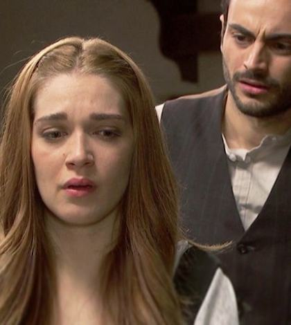 Foto Il Segreto Saul e Julieta