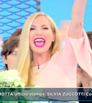 """Federica Panicucci, notizia bomba a Mattino Cinque: """"E' incinta!"""""""