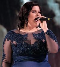 Foto Maryam Tancredi a The Voice