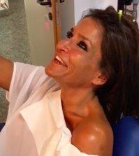 Aida Nizar 'sogna' Sgarbi: ci sarà l'incontro da Barbara D'Urso?