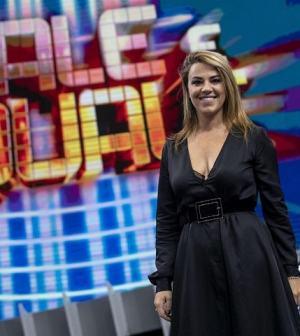 Foto Roberta Bonanno a Tale e Quale Show