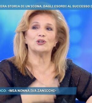 foto iva zanicchi a domenica live