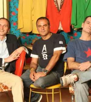 foto mai dire talk gialappa's band