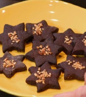 Foto biscotti cacao e nocciole Ricette all'italiana