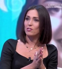 foto Caterina Balivo tv talk