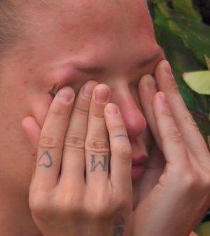 foto silvia provvedi piange lite Alessandro Cecchi Paone Fabrizio Corona